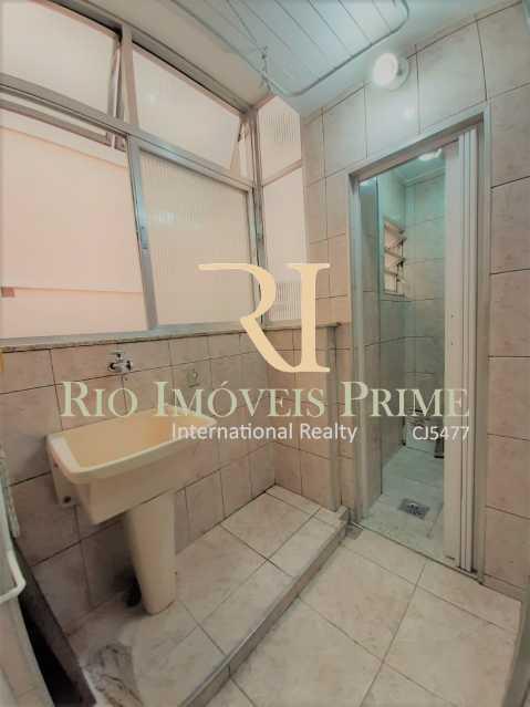 ÁREA DE SERVIÇO - Apartamento para alugar Rua São Francisco Xavier,Tijuca, Rio de Janeiro - R$ 1.500 - RPAP20154 - 14