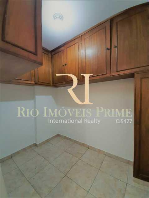 QUARTO SERVIÇO - Apartamento para alugar Rua São Francisco Xavier,Tijuca, Rio de Janeiro - R$ 1.500 - RPAP20154 - 15