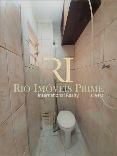 WC - Apartamento para alugar Rua São Francisco Xavier,Tijuca, Rio de Janeiro - R$ 1.500 - RPAP20154 - 16