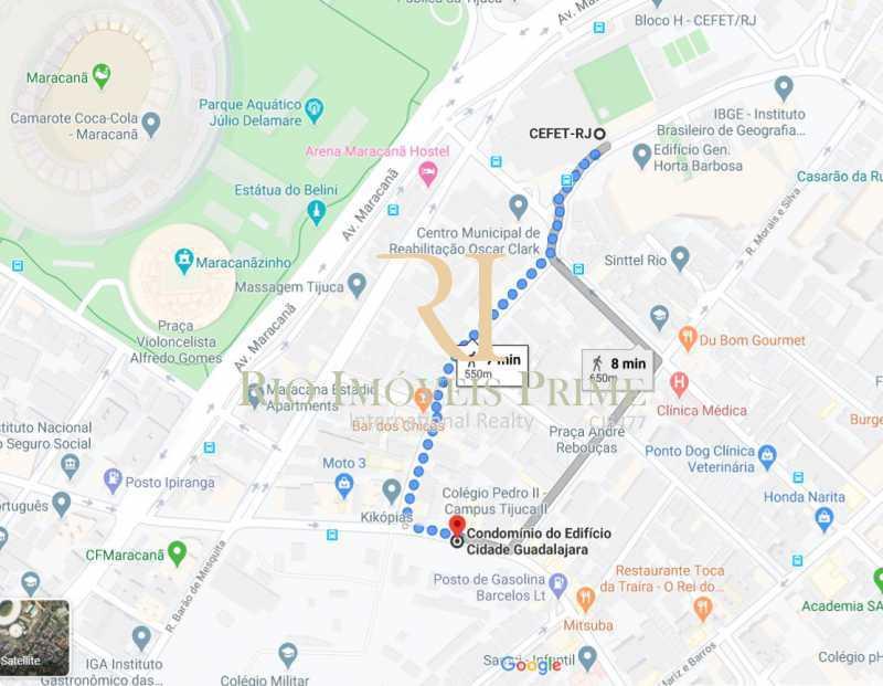 DISTÂNCIA CEFET - Apartamento para alugar Rua São Francisco Xavier,Tijuca, Rio de Janeiro - R$ 1.500 - RPAP20154 - 19