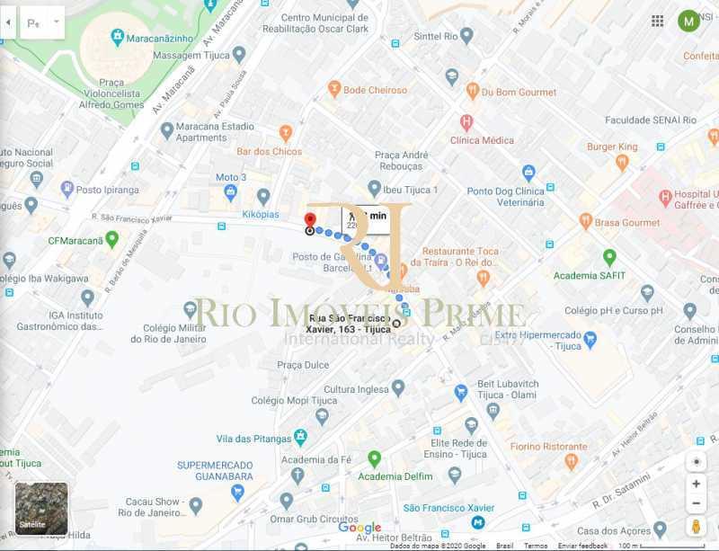 DISTÂNCIA SAMCI - Apartamento para alugar Rua São Francisco Xavier,Tijuca, Rio de Janeiro - R$ 1.500 - RPAP20154 - 22