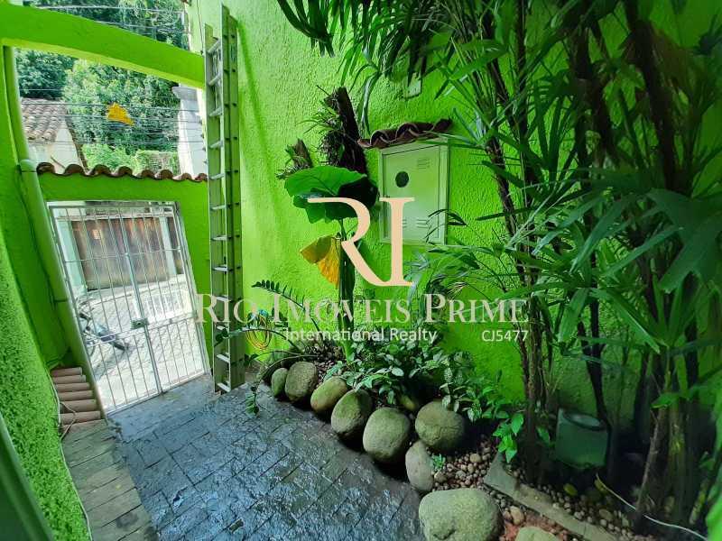 ENTRADA - Casa à venda Rua Gonçalves,Santa Teresa, Rio de Janeiro - R$ 480.000 - RPCA30003 - 1