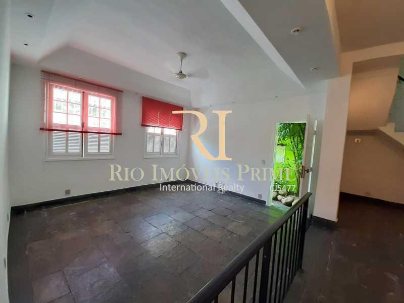 SALA ESTAR - Casa à venda Rua Gonçalves,Santa Teresa, Rio de Janeiro - R$ 480.000 - RPCA30003 - 3