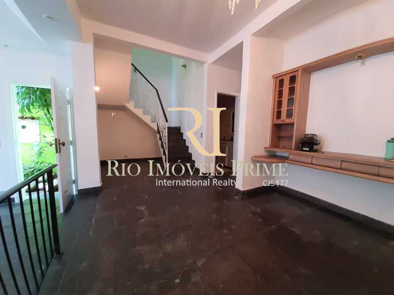 SALA JANTAR - Casa à venda Rua Gonçalves,Santa Teresa, Rio de Janeiro - R$ 480.000 - RPCA30003 - 4