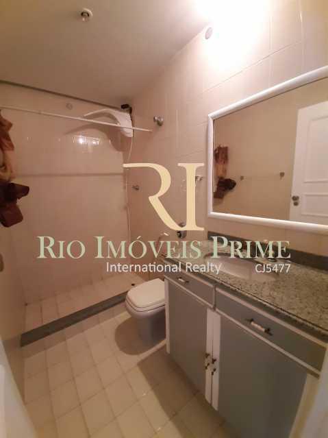 BANHEIRO SOCIAL - Casa à venda Rua Gonçalves,Santa Teresa, Rio de Janeiro - R$ 480.000 - RPCA30003 - 5