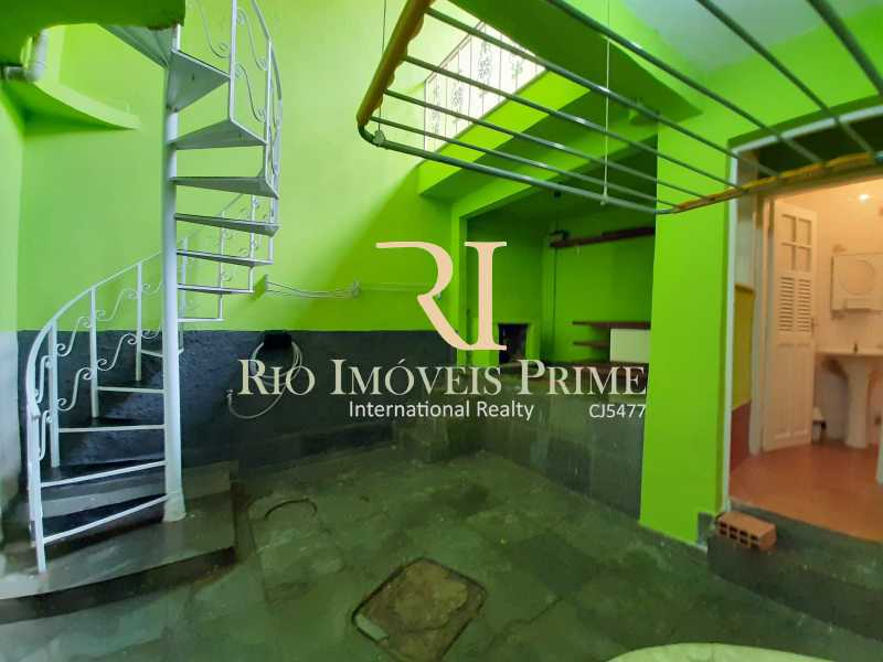 ÁREA EXTERNA - Casa à venda Rua Gonçalves,Santa Teresa, Rio de Janeiro - R$ 480.000 - RPCA30003 - 12