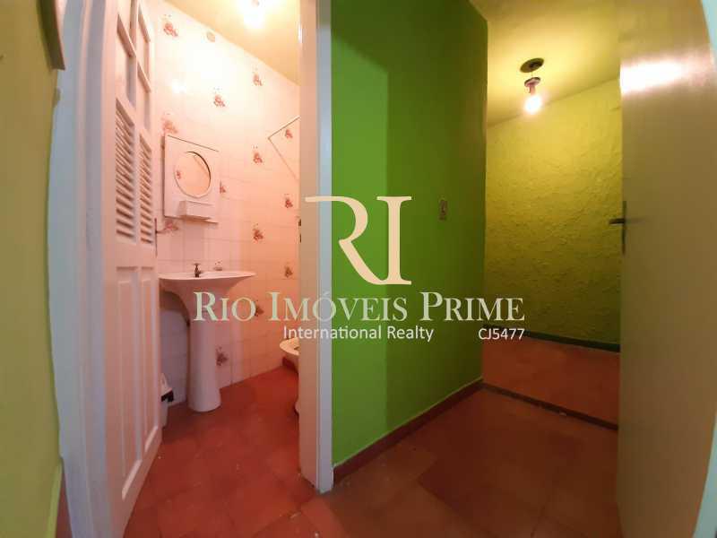 DEPENDÊNCIA COMPLETA - Casa à venda Rua Gonçalves,Santa Teresa, Rio de Janeiro - R$ 480.000 - RPCA30003 - 13
