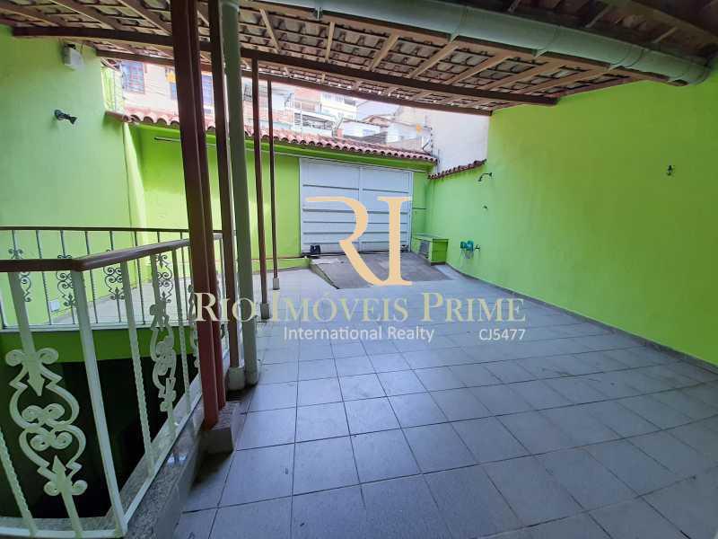 GARAGEM - Casa à venda Rua Gonçalves,Santa Teresa, Rio de Janeiro - R$ 480.000 - RPCA30003 - 20