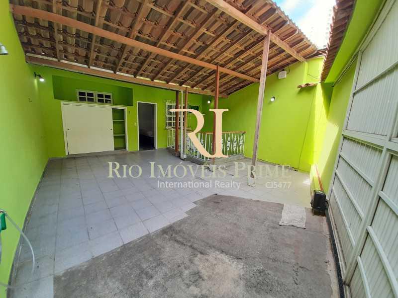 GARAGEM - Casa à venda Rua Gonçalves,Santa Teresa, Rio de Janeiro - R$ 480.000 - RPCA30003 - 21