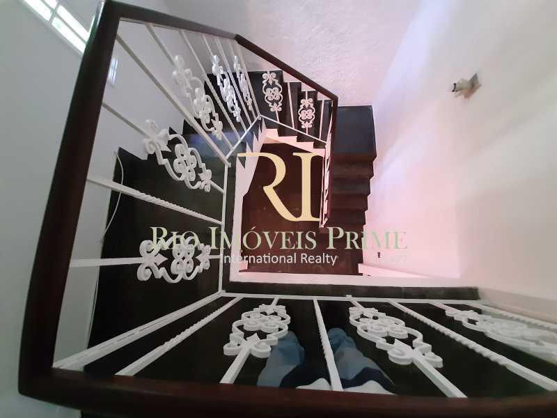 ESCADA PAV 2 - Casa à venda Rua Gonçalves,Santa Teresa, Rio de Janeiro - R$ 480.000 - RPCA30003 - 24