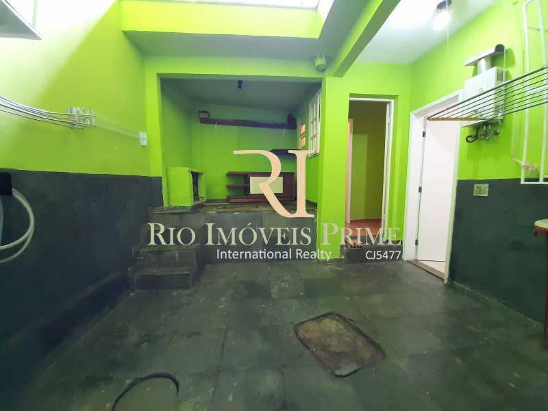 ÁREA EXTERNA - Casa à venda Rua Gonçalves,Santa Teresa, Rio de Janeiro - R$ 480.000 - RPCA30003 - 25