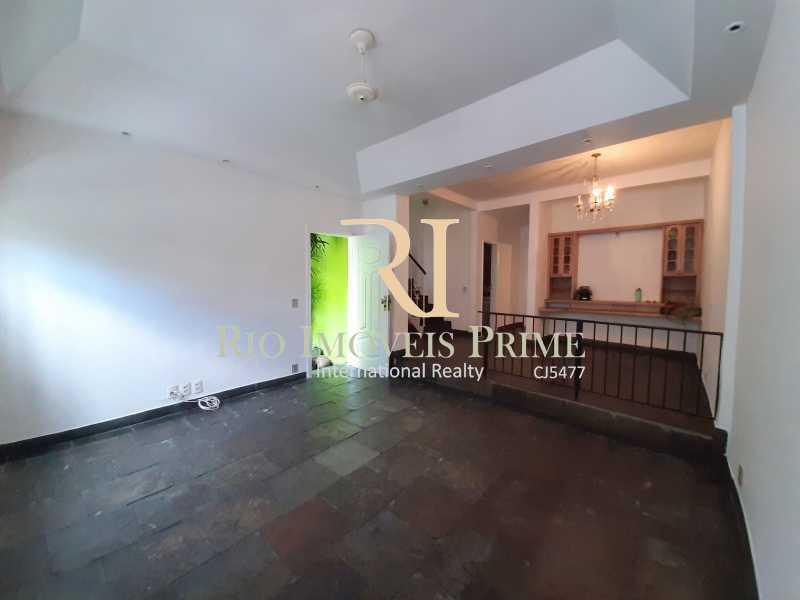 SALAS ESTAR E JANTAR - Casa à venda Rua Gonçalves,Santa Teresa, Rio de Janeiro - R$ 480.000 - RPCA30003 - 26