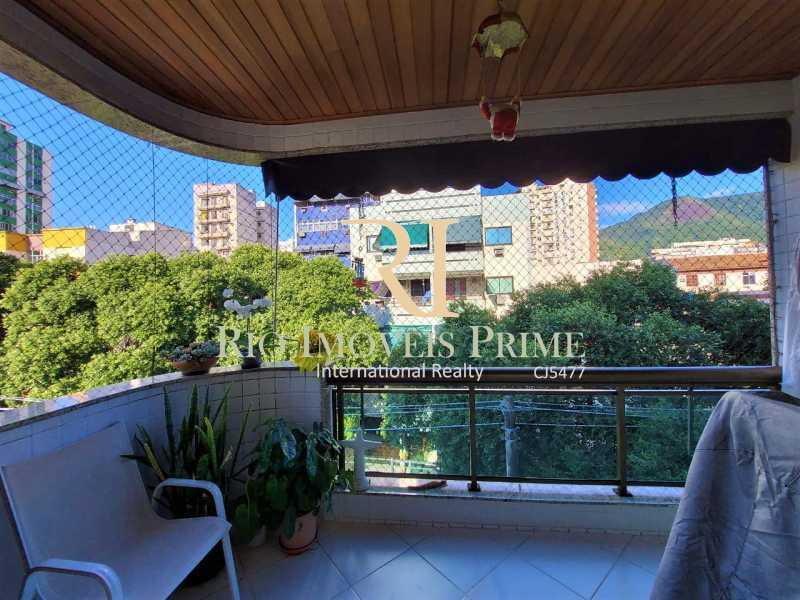 VARANDA. - Apartamento 2 quartos para alugar Tijuca, Rio de Janeiro - R$ 2.200 - RPAP20157 - 1