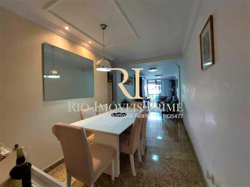 SALA DE JANTAR. - Apartamento 2 quartos para alugar Tijuca, Rio de Janeiro - R$ 2.200 - RPAP20157 - 5