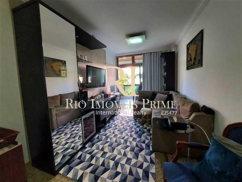 SALA DE ESTAR. - Apartamento 2 quartos para alugar Tijuca, Rio de Janeiro - R$ 2.200 - RPAP20157 - 6