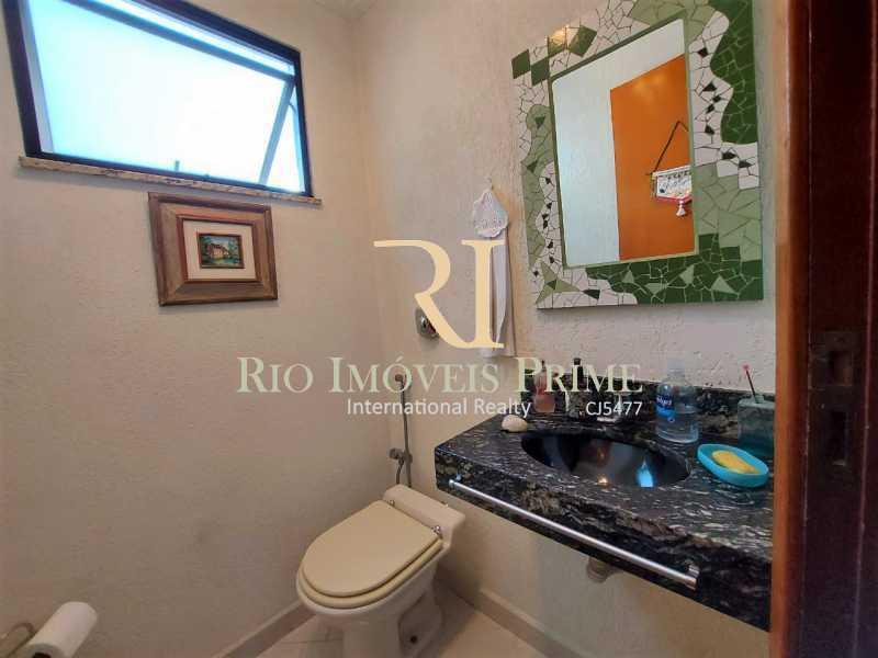 LAVABO. - Apartamento 2 quartos para alugar Tijuca, Rio de Janeiro - R$ 2.200 - RPAP20157 - 8