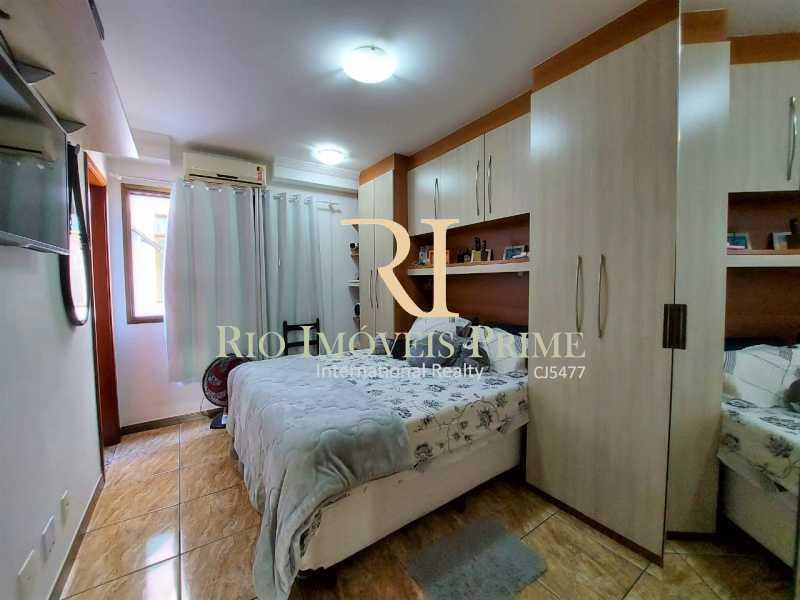 SUÍTE1. - Apartamento 2 quartos para alugar Tijuca, Rio de Janeiro - R$ 2.200 - RPAP20157 - 11
