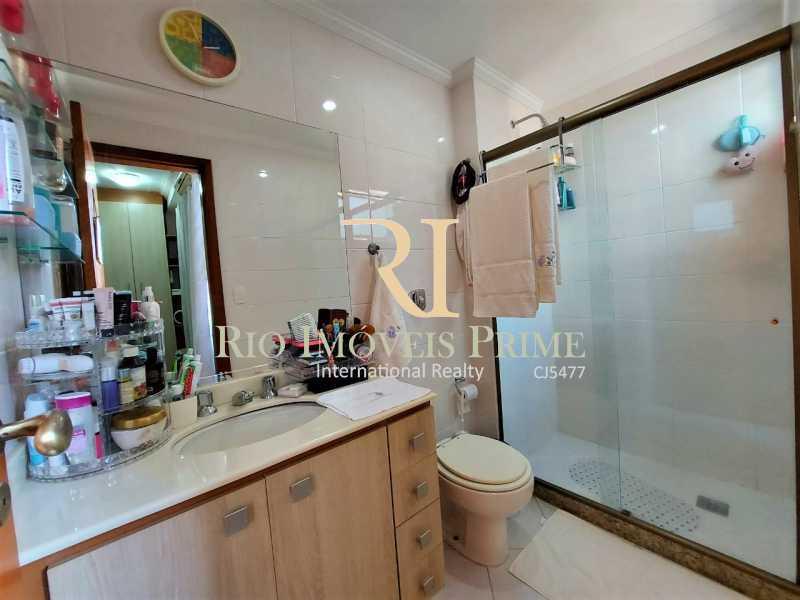 BANHEIRO SUÍTE1. - Apartamento 2 quartos para alugar Tijuca, Rio de Janeiro - R$ 2.200 - RPAP20157 - 12