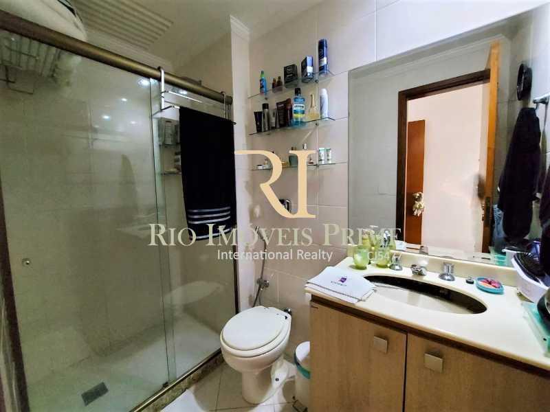 BANHEIRO SUÍTE2. - Apartamento 2 quartos para alugar Tijuca, Rio de Janeiro - R$ 2.200 - RPAP20157 - 15