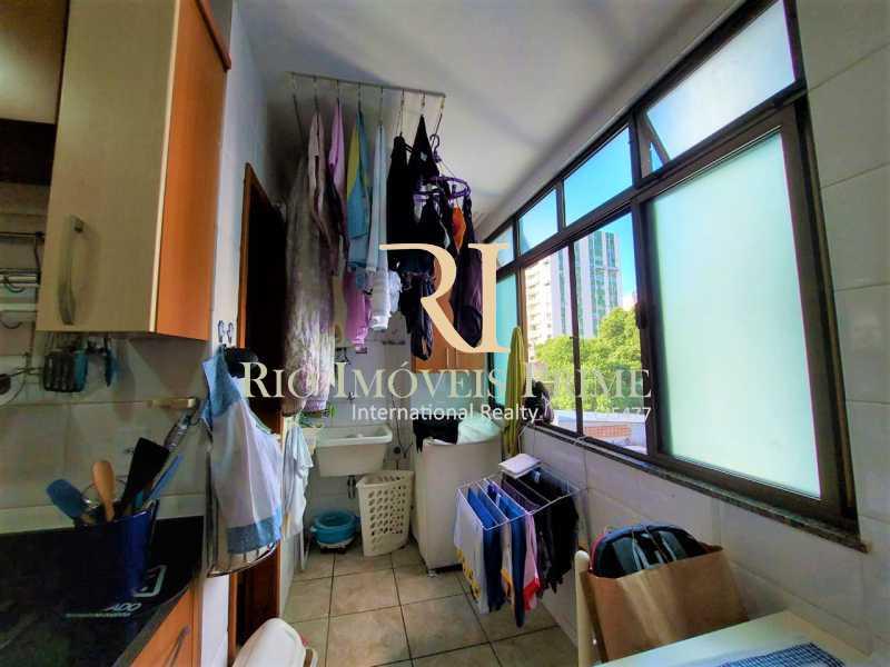 ÁREA DE SERVIÇO. - Apartamento 2 quartos para alugar Tijuca, Rio de Janeiro - R$ 2.200 - RPAP20157 - 19