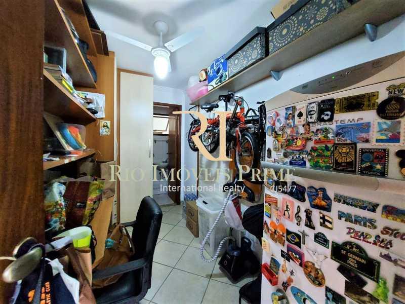 QUARTO DE SERVIÇO. - Apartamento 2 quartos para alugar Tijuca, Rio de Janeiro - R$ 2.200 - RPAP20157 - 20