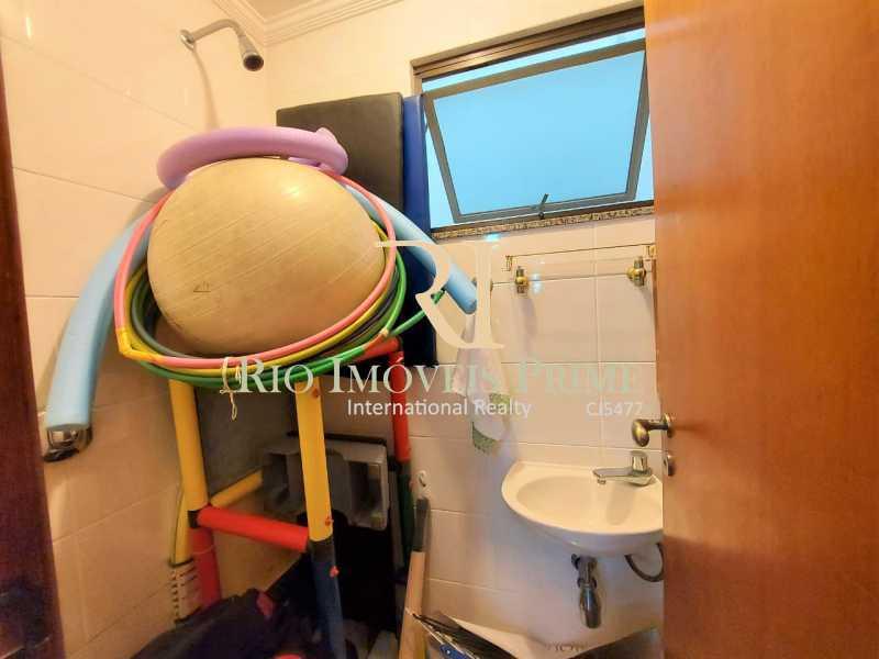 BANHEIRO DE SERVIÇO. - Apartamento 2 quartos para alugar Tijuca, Rio de Janeiro - R$ 2.200 - RPAP20157 - 21