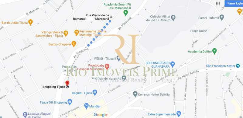 DIST SHOPPING TIJUCA - Apartamento 2 quartos para alugar Tijuca, Rio de Janeiro - R$ 2.200 - RPAP20157 - 22