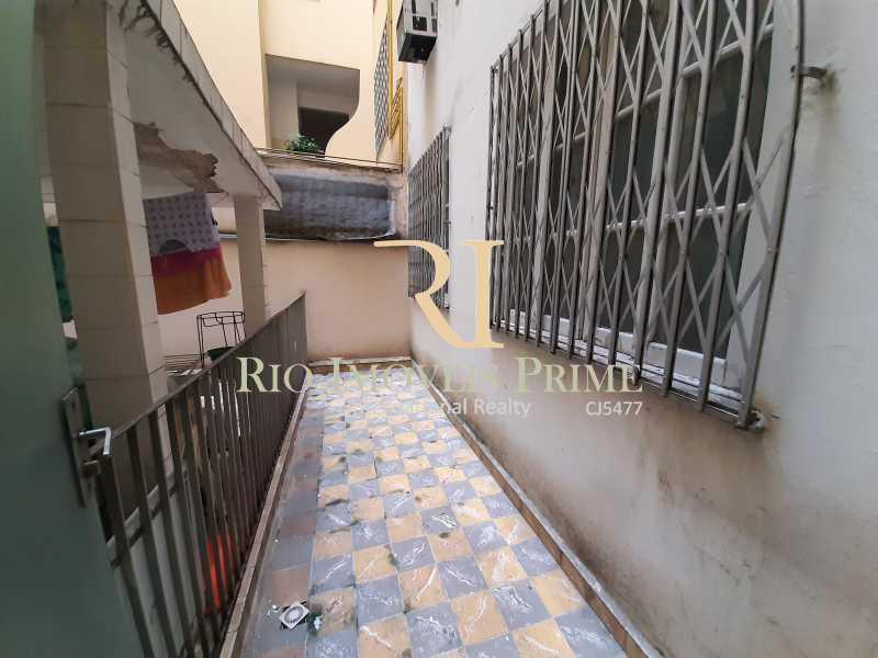5 ÁREA EXTERNA1 - Apartamento 2 quartos à venda Tijuca, Rio de Janeiro - R$ 369.900 - RPAP20161 - 6
