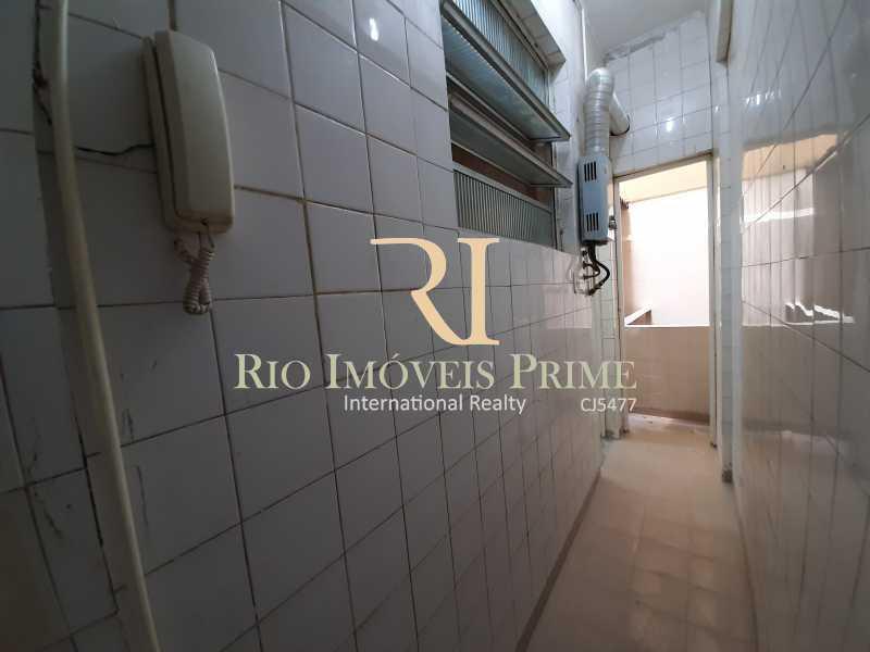 15 ÁREA SERVIÇO - Apartamento 2 quartos à venda Tijuca, Rio de Janeiro - R$ 369.900 - RPAP20161 - 16