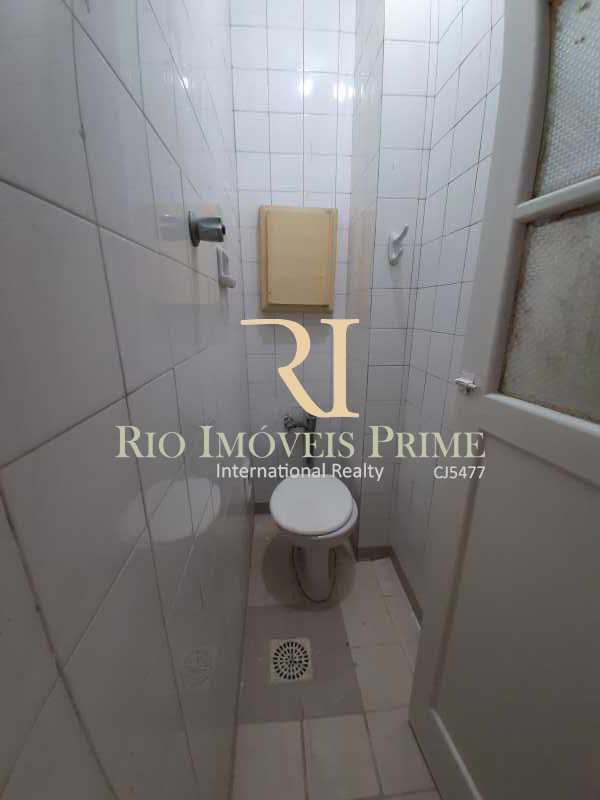 16 BANHEIRO SERVIÇO - Apartamento 2 quartos à venda Tijuca, Rio de Janeiro - R$ 369.900 - RPAP20161 - 17
