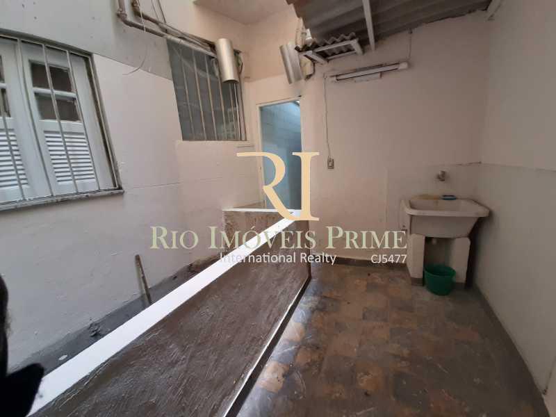 17 ÁREA EXTERNA2 - Apartamento 2 quartos à venda Tijuca, Rio de Janeiro - R$ 369.900 - RPAP20161 - 18