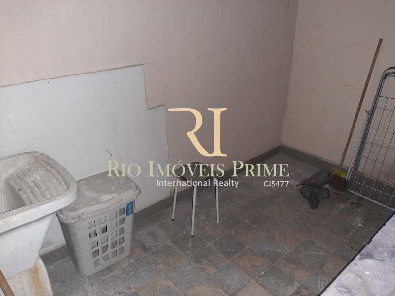 18 ÁREAEXTERNA2 - Apartamento 2 quartos à venda Tijuca, Rio de Janeiro - R$ 369.900 - RPAP20161 - 19