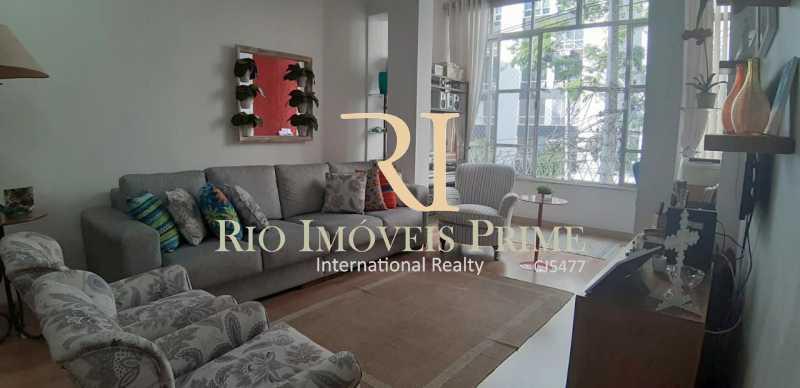 3 SALA ESTAR - Apartamento à venda Rua Carlos de Vasconcelos,Tijuca, Rio de Janeiro - R$ 588.999 - RPAP30101 - 4