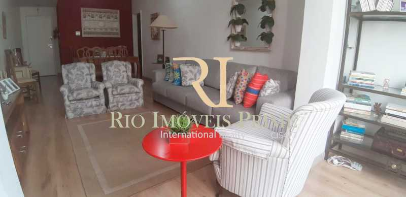 4 SALA ESTAR - Apartamento à venda Rua Carlos de Vasconcelos,Tijuca, Rio de Janeiro - R$ 714.900 - RPAP30101 - 5