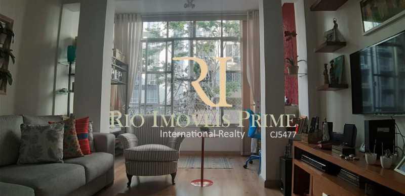 5 SALA ESTAR - Apartamento à venda Rua Carlos de Vasconcelos,Tijuca, Rio de Janeiro - R$ 588.999 - RPAP30101 - 6