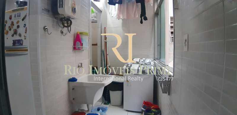 16 ÁREA SERVIÇO - Apartamento à venda Rua Carlos de Vasconcelos,Tijuca, Rio de Janeiro - R$ 588.999 - RPAP30101 - 17