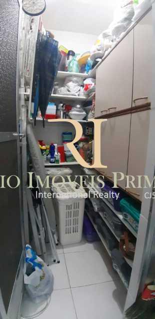 17 QUARTO SERVIÇO - Apartamento à venda Rua Carlos de Vasconcelos,Tijuca, Rio de Janeiro - R$ 588.999 - RPAP30101 - 18