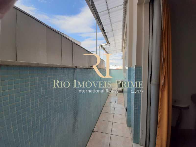 5 VARANDA SALA - Cobertura à venda Rua Torres Homem,Vila Isabel, Rio de Janeiro - R$ 459.990 - RPCO30019 - 6