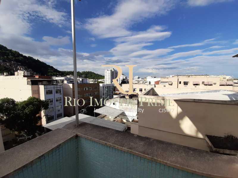 7 VISTA VARANDA SALA - Cobertura à venda Rua Torres Homem,Vila Isabel, Rio de Janeiro - R$ 459.990 - RPCO30019 - 8