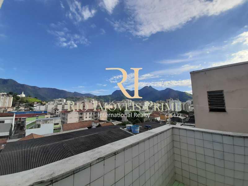 13 VISTA VARANDA QUARTO2 - Cobertura à venda Rua Torres Homem,Vila Isabel, Rio de Janeiro - R$ 459.990 - RPCO30019 - 14