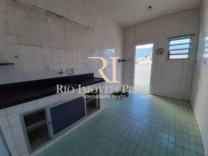 18 COZINHA - Cobertura à venda Rua Torres Homem,Vila Isabel, Rio de Janeiro - R$ 459.990 - RPCO30019 - 19