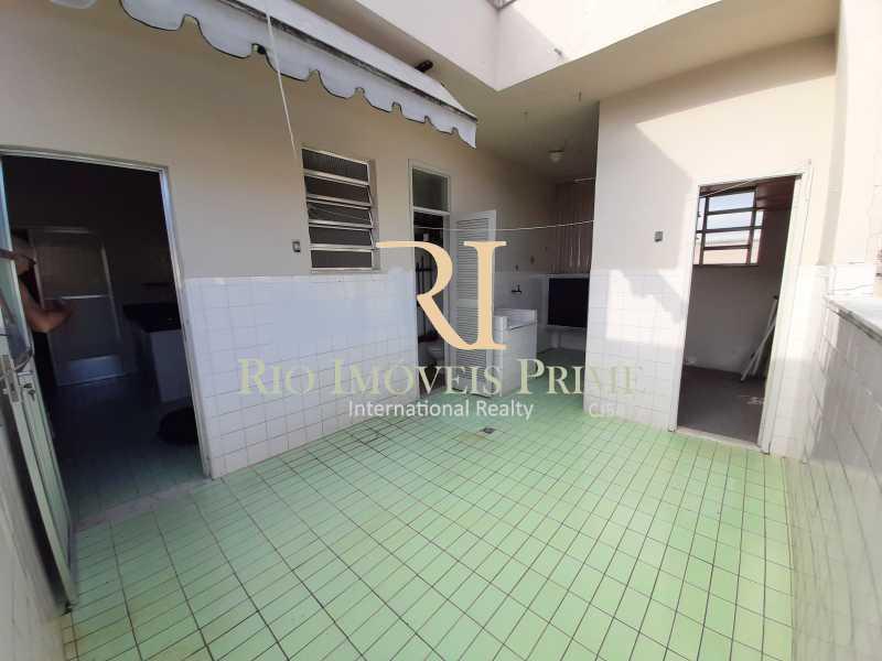 20 TERRAÇO - Cobertura à venda Rua Torres Homem,Vila Isabel, Rio de Janeiro - R$ 459.990 - RPCO30019 - 21
