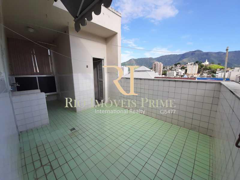 21 TERRAÇO - Cobertura à venda Rua Torres Homem,Vila Isabel, Rio de Janeiro - R$ 459.990 - RPCO30019 - 22