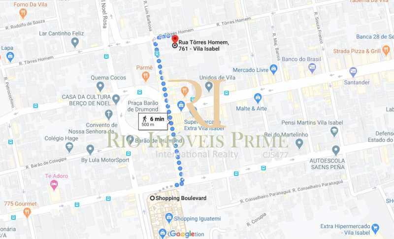 23 DISTANCIA SHOPPING - Cobertura à venda Rua Torres Homem,Vila Isabel, Rio de Janeiro - R$ 459.990 - RPCO30019 - 24