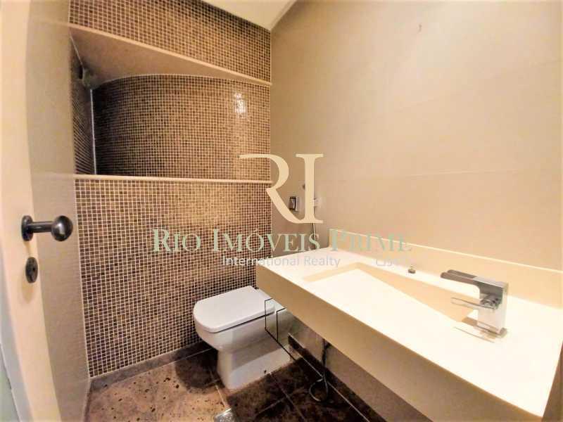 4 LAVABO - Apartamento para alugar Avenida Maracanã,Tijuca, Rio de Janeiro - R$ 5.000 - RPAP40021 - 5
