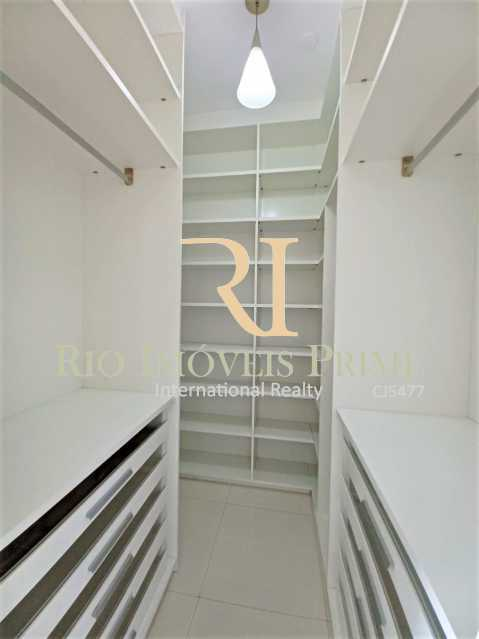 7 SUÍTE1 CLOSET - Apartamento para alugar Avenida Maracanã,Tijuca, Rio de Janeiro - R$ 5.000 - RPAP40021 - 8