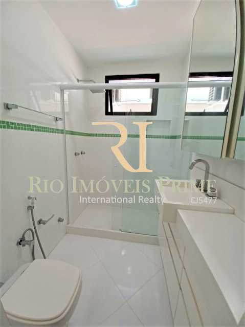 8 SUÍTE1 BANHEIRO - Apartamento para alugar Avenida Maracanã,Tijuca, Rio de Janeiro - R$ 5.000 - RPAP40021 - 9