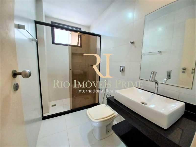 16 BANHEIRO SOCIAL - Apartamento para alugar Avenida Maracanã,Tijuca, Rio de Janeiro - R$ 5.000 - RPAP40021 - 17