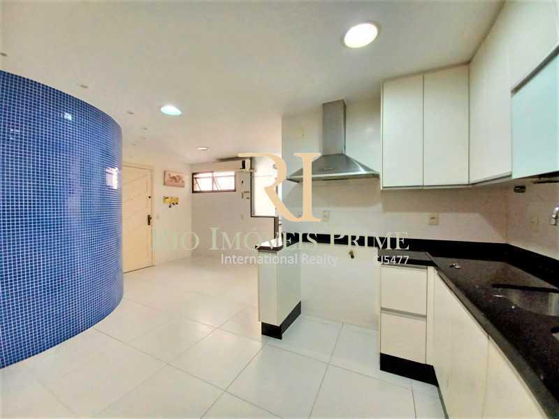 17 COZINHA - Apartamento para alugar Avenida Maracanã,Tijuca, Rio de Janeiro - R$ 5.000 - RPAP40021 - 18