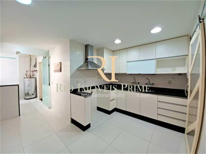18 COZINHA - Apartamento para alugar Avenida Maracanã,Tijuca, Rio de Janeiro - R$ 5.000 - RPAP40021 - 19